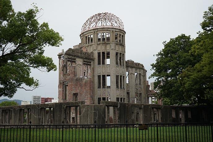 The Atomic Dome in Hiroshima