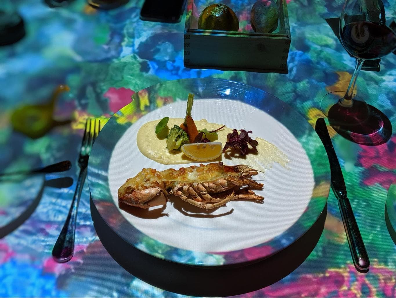 Alila Anji private dining