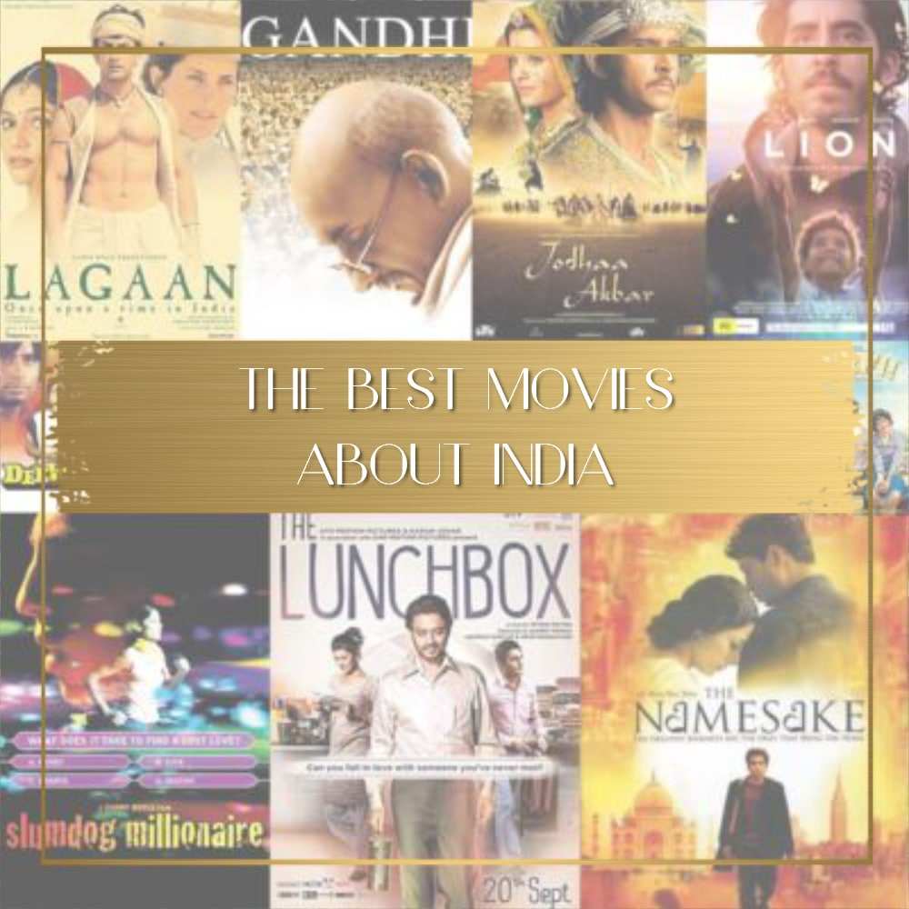 Best movies about India feature