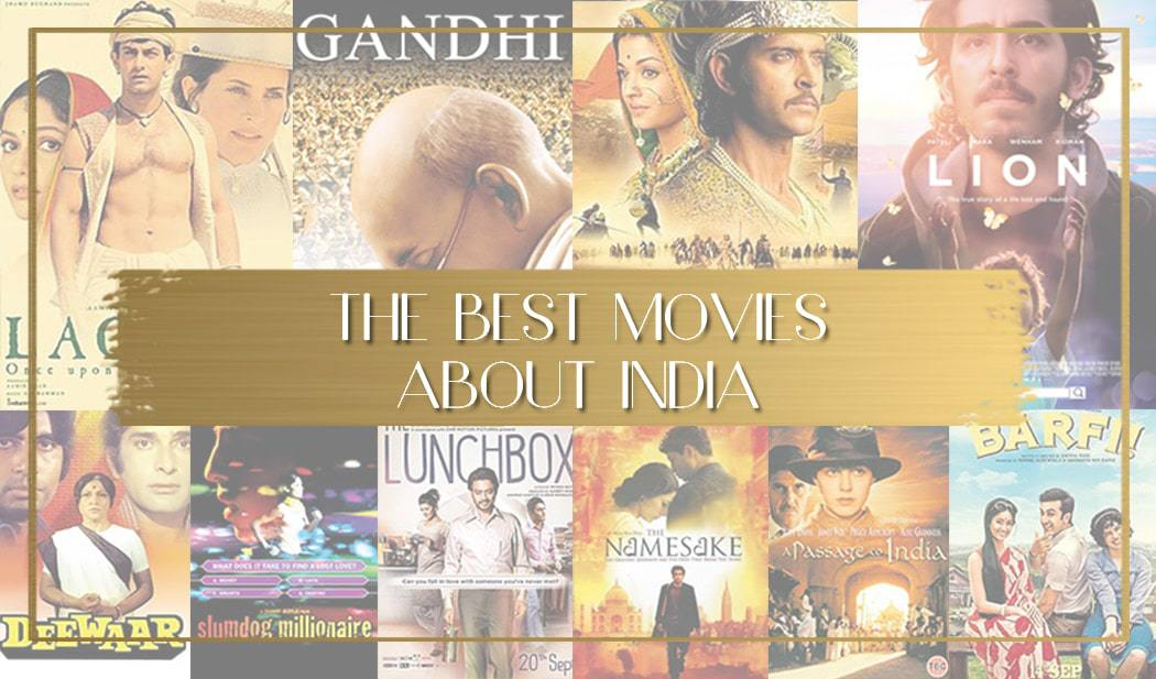 Best movies about India main