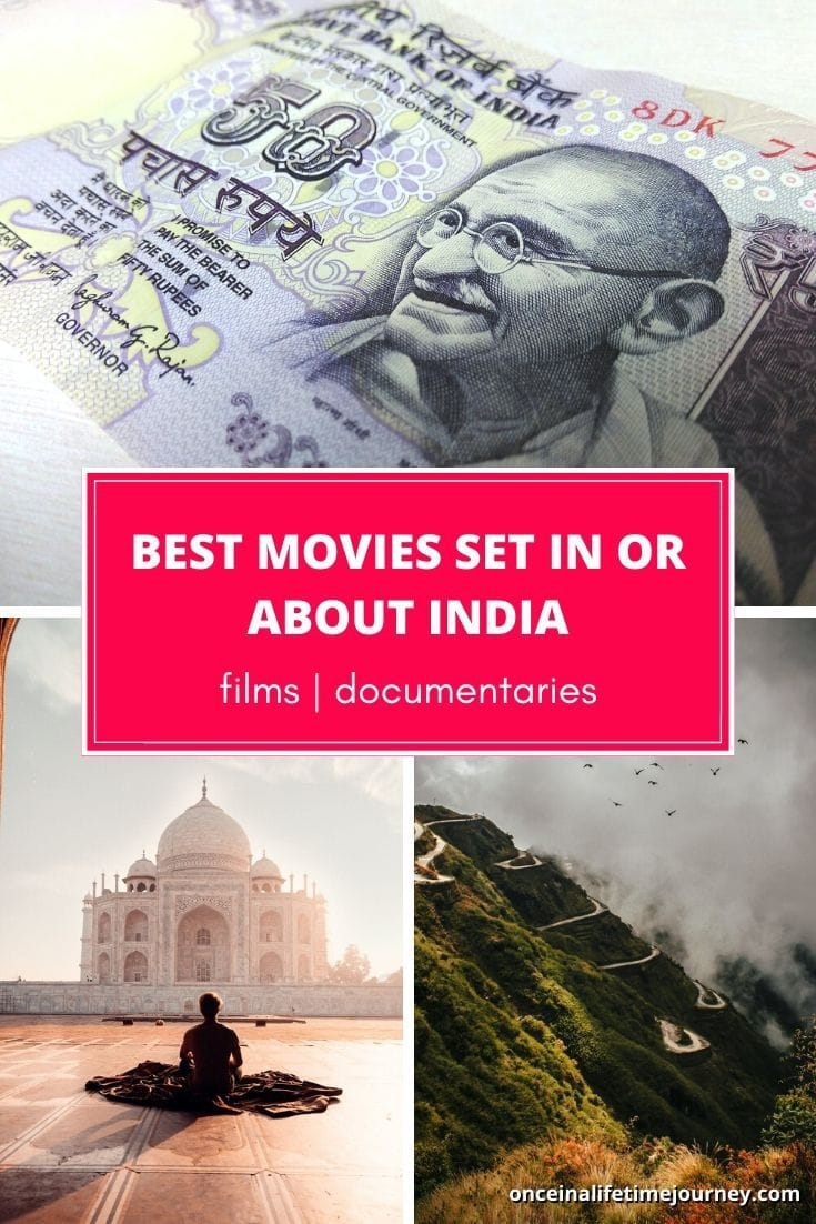 Best movies about India