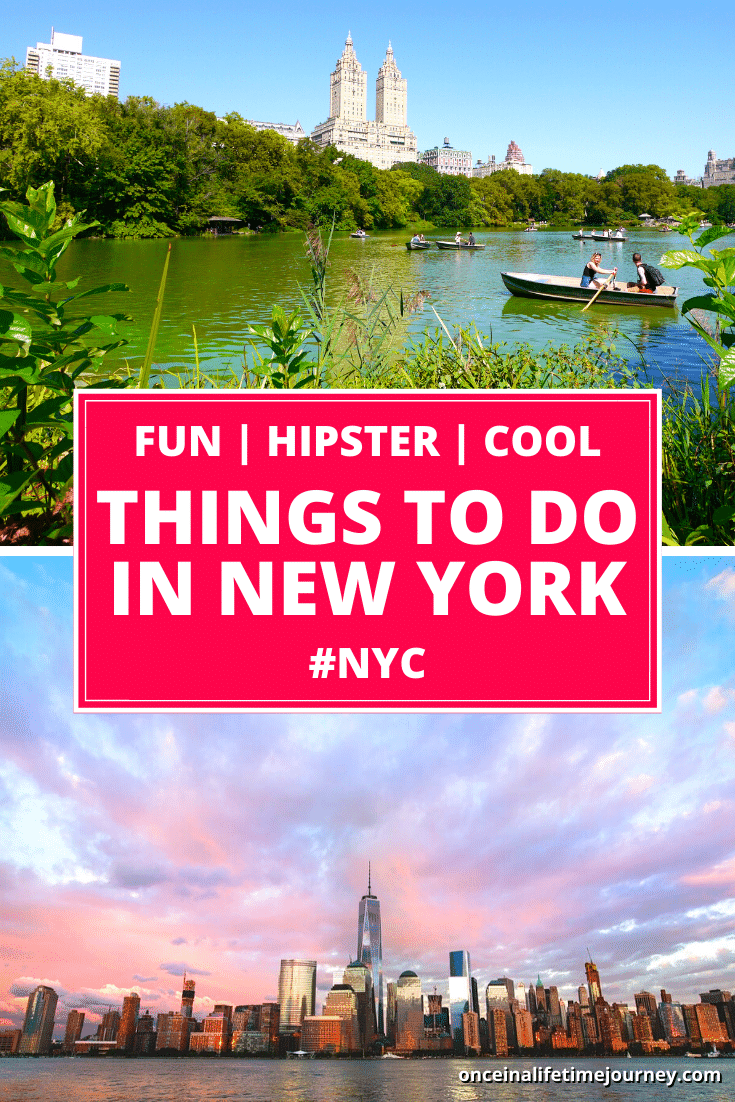 Cool things to do in New York 01