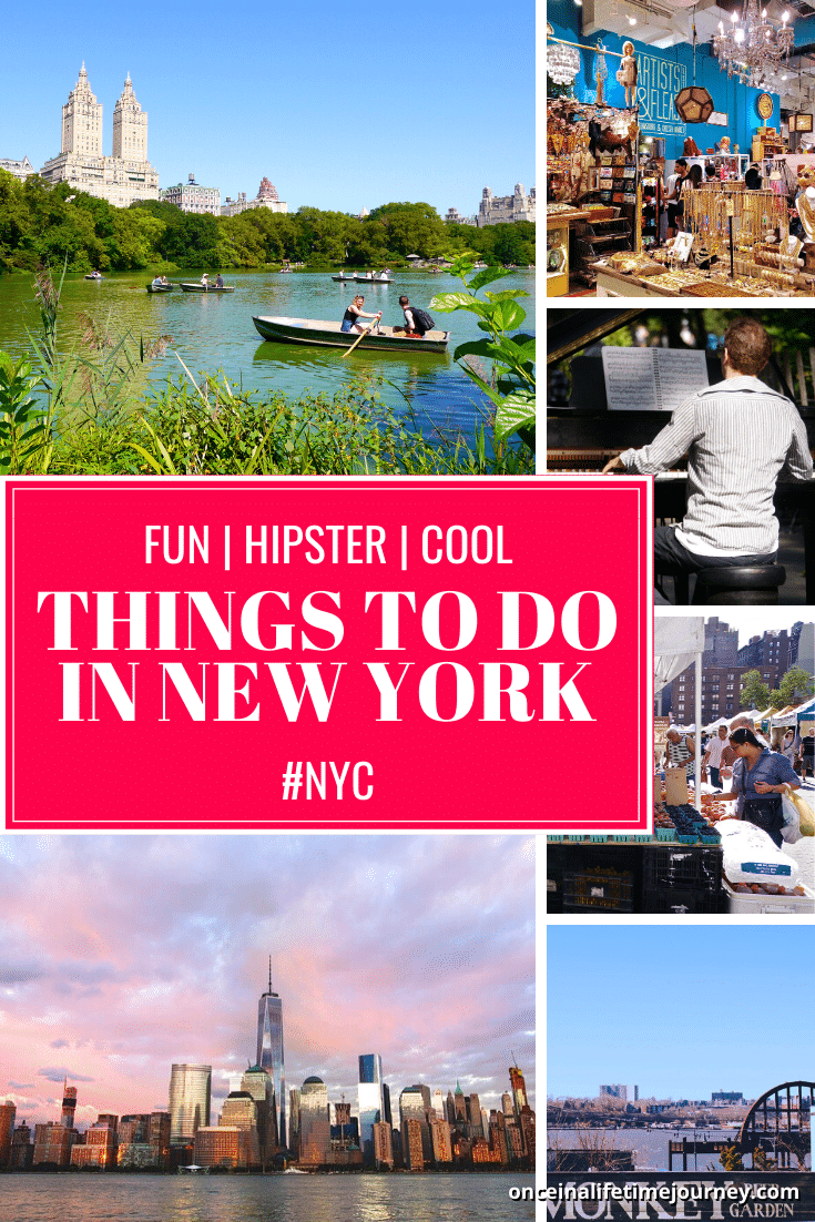 Cool things to do in New York 02