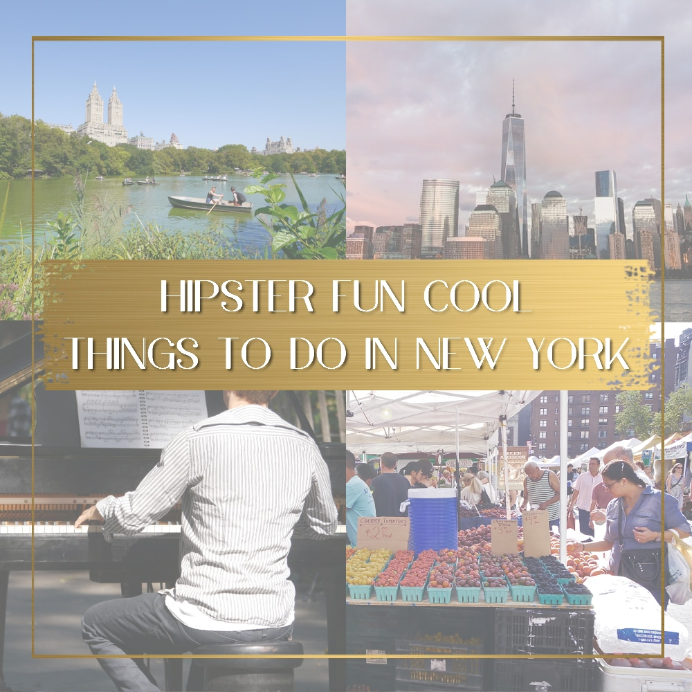 Cool things to do in New York feature