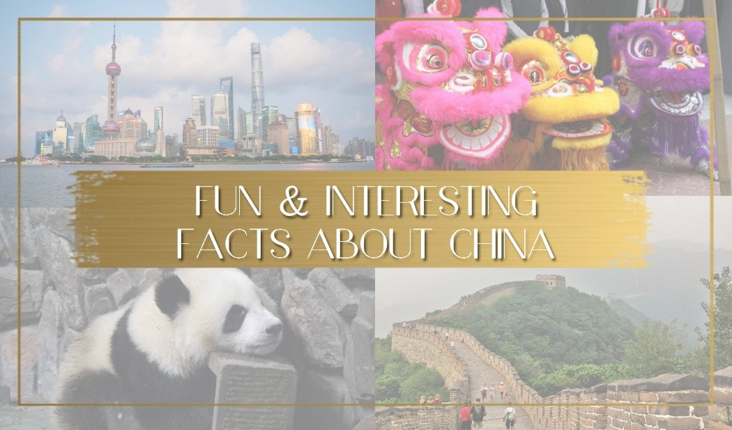 Facts about China main