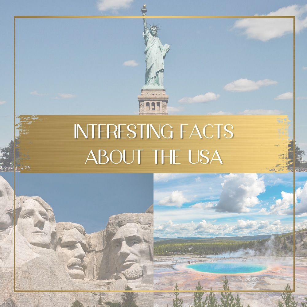 Facts about the USA feature