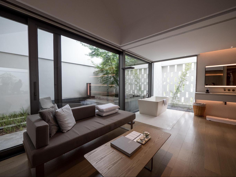 Loft Suite at Alila Wuzhen