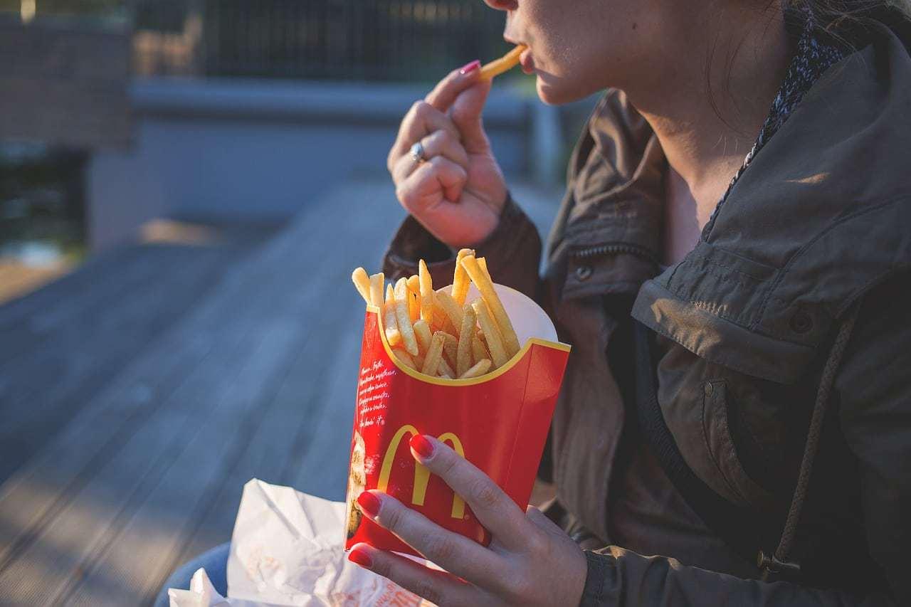 MacDonald's fries