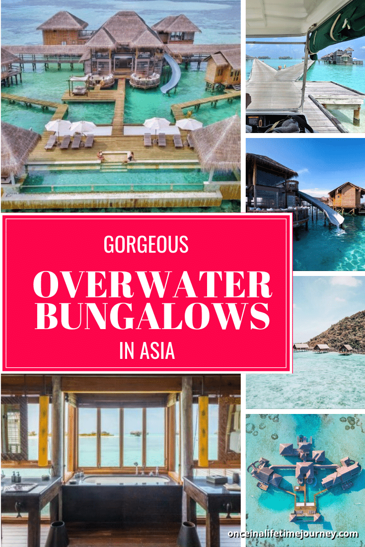 Overwater Bungalows in Asia Pin 03