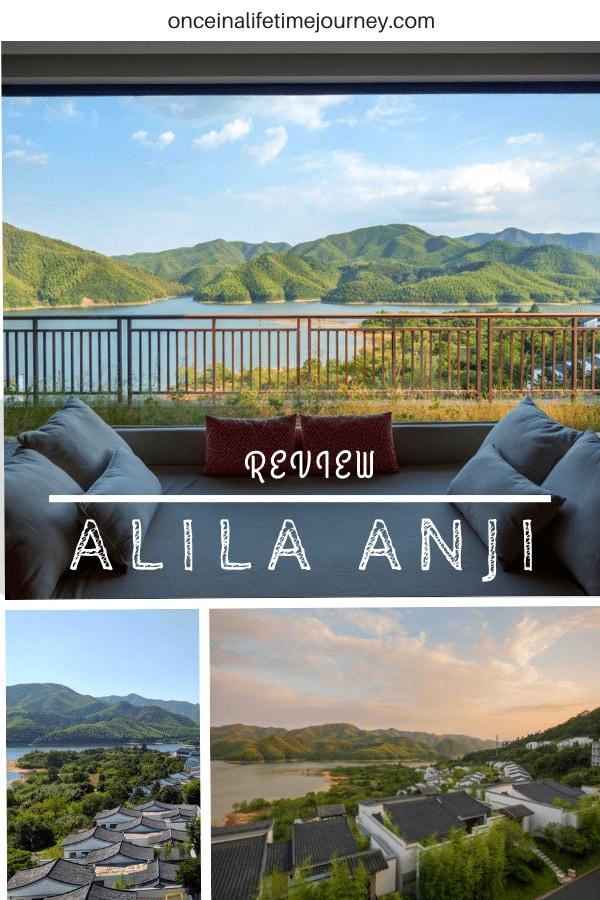 Review of Alila Anji
