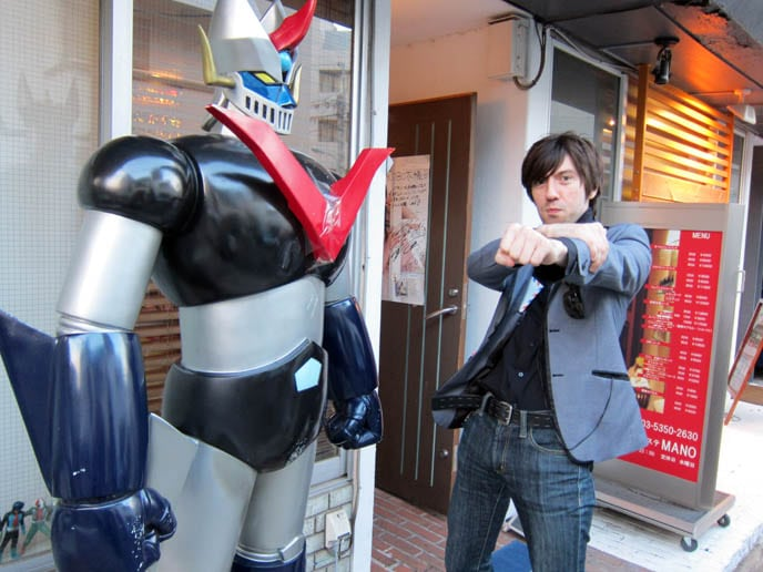 Robot cafe in China