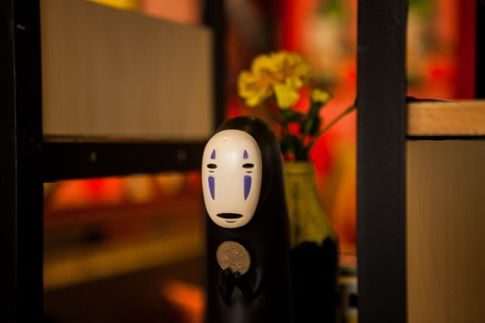 Spirited Away No Face