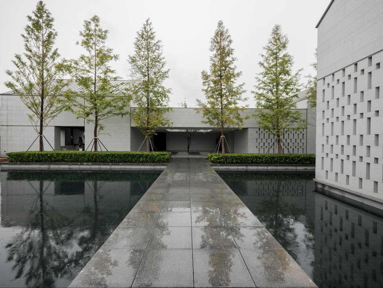 The walkways at Alila Wuzhen