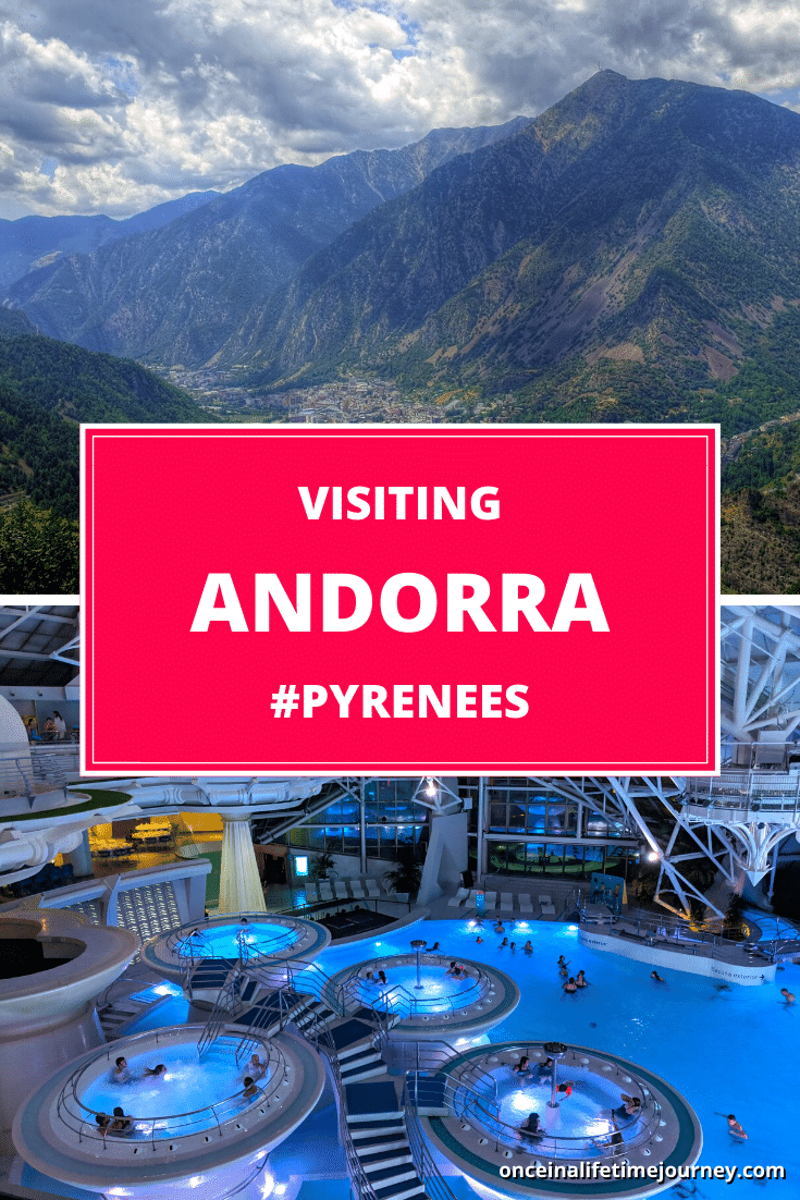 Things to do in Andorra Pin 01
