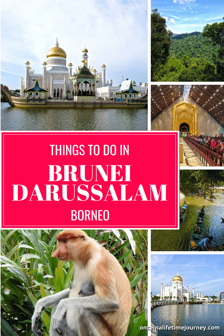 Things to do in Brunei Pin 02