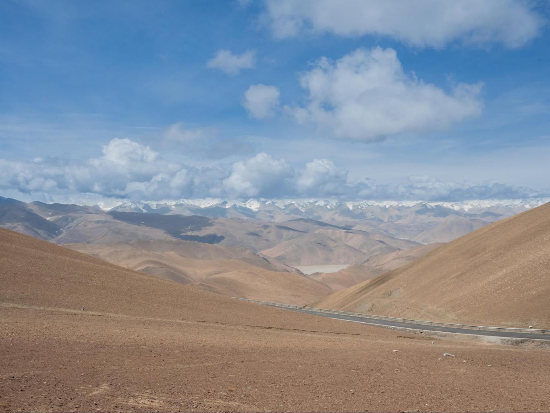 Tibetan landscapes