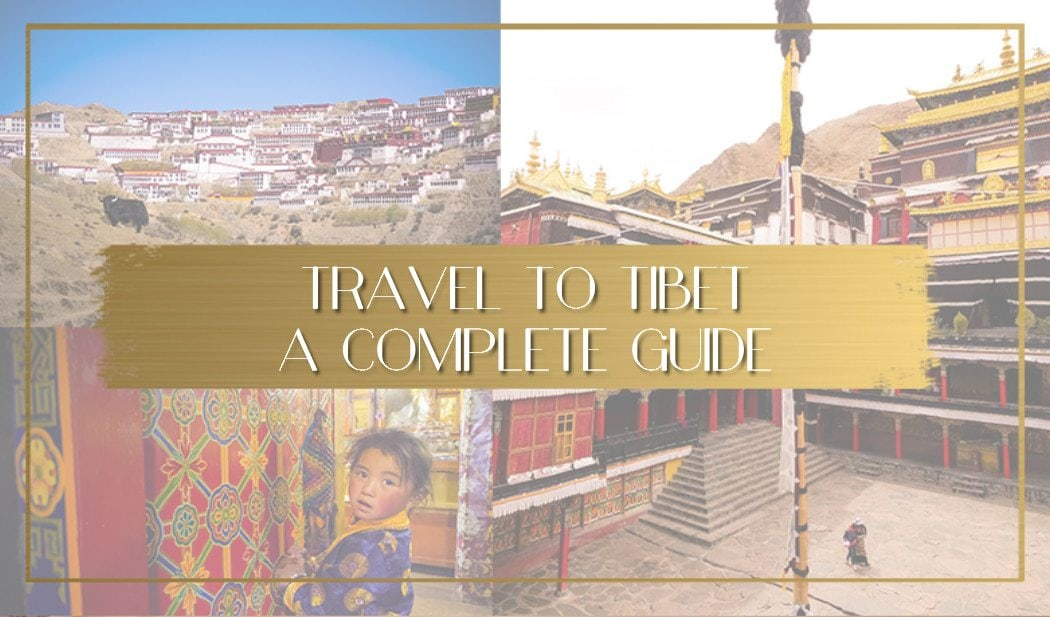 Travel to Tibet main