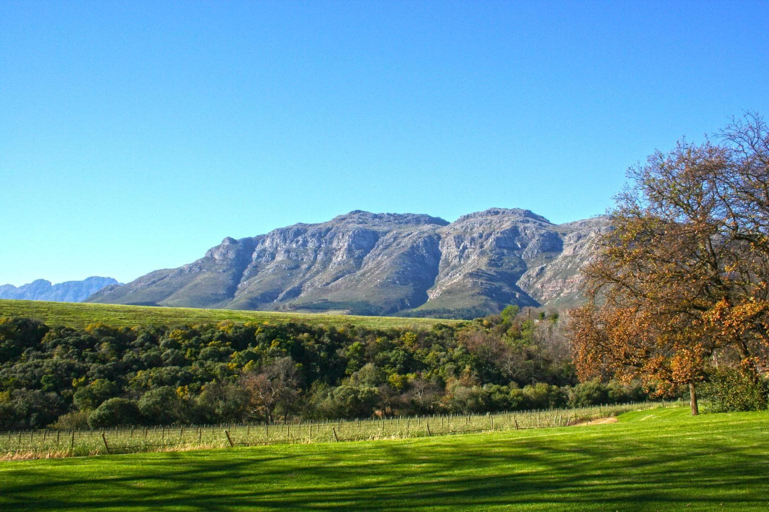 Epic views at Rust en Vrede