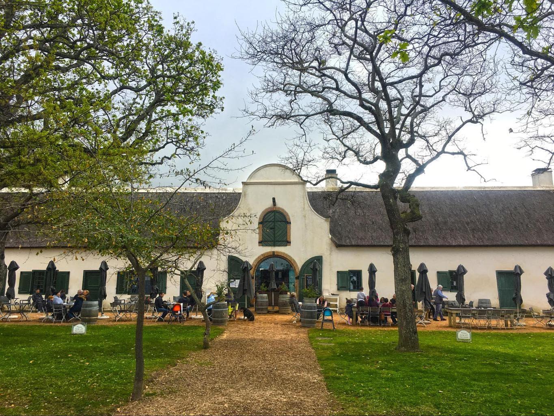 Jonkershuis at Groot Constantia