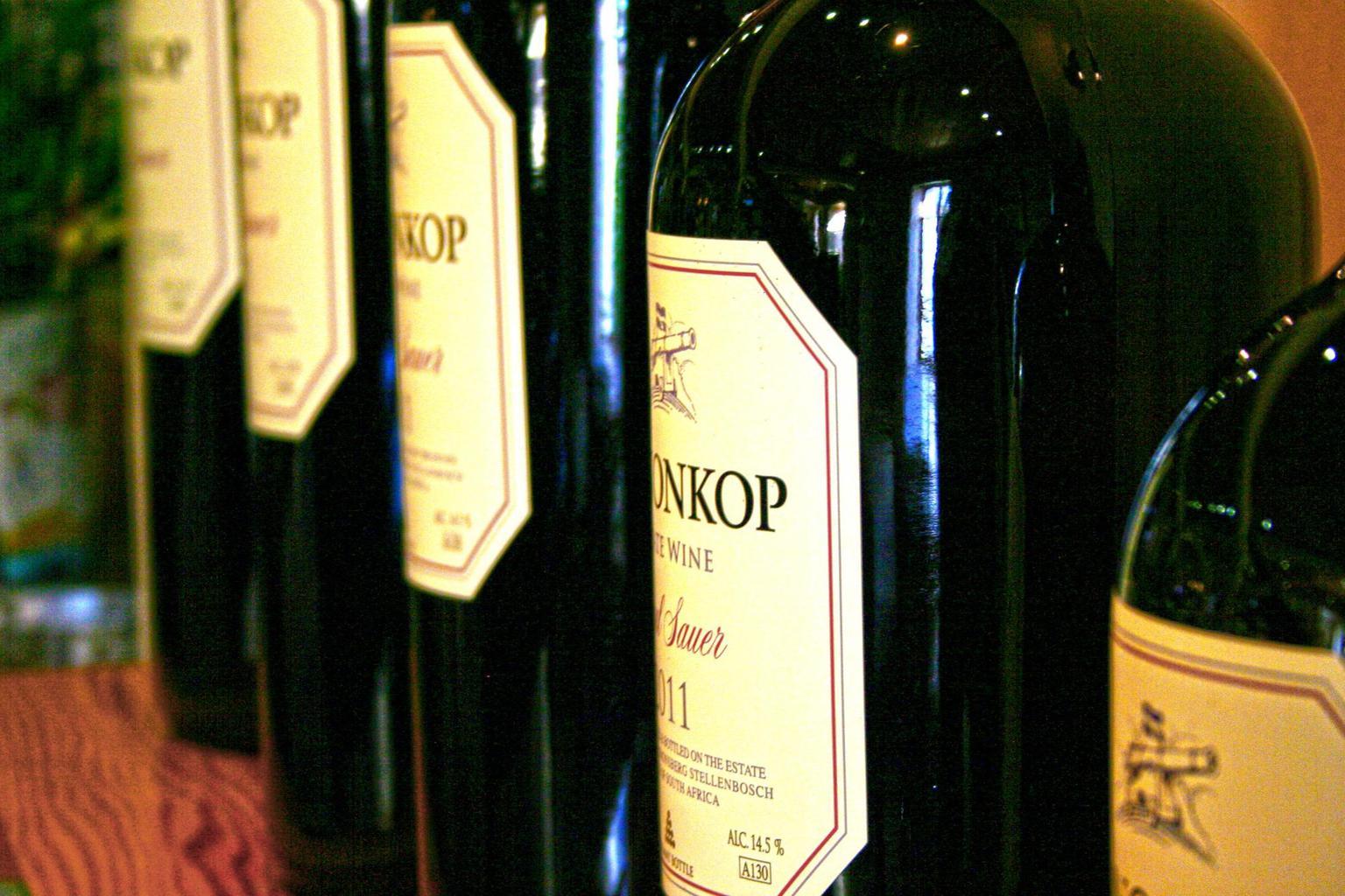 Kanonkop wines