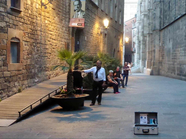 Placa Sant Iu singer