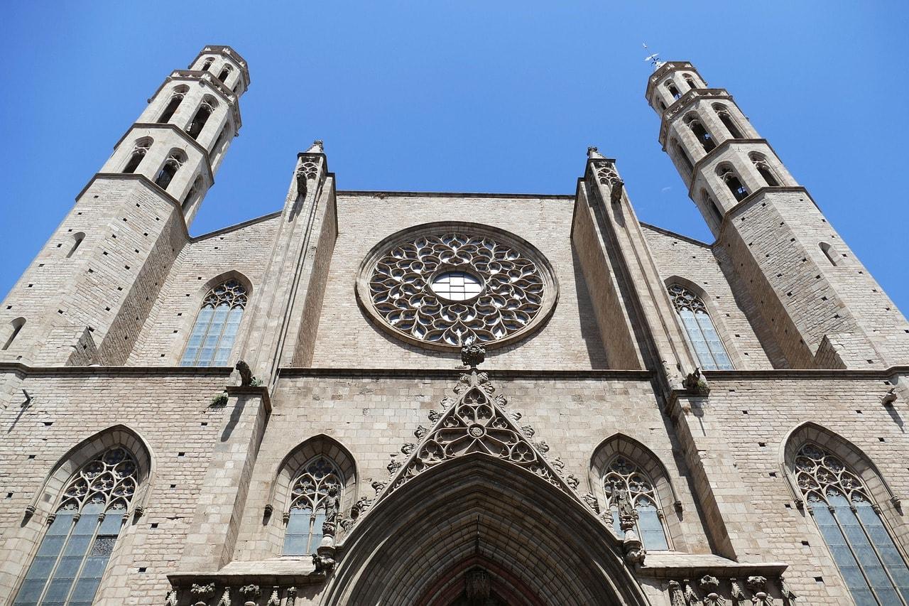 Santa Maria del Mar Basilica