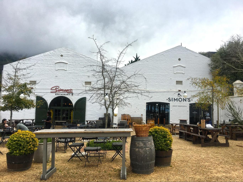Simon's at Groot Constantia