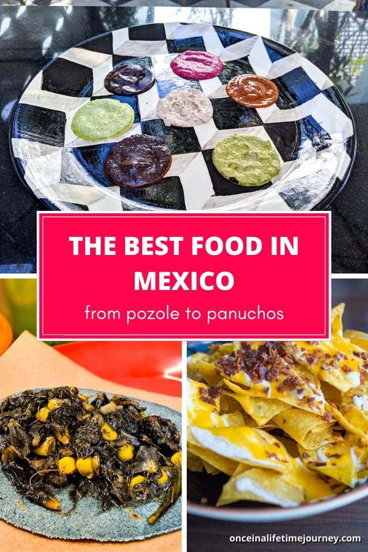 The Best food in Mexico