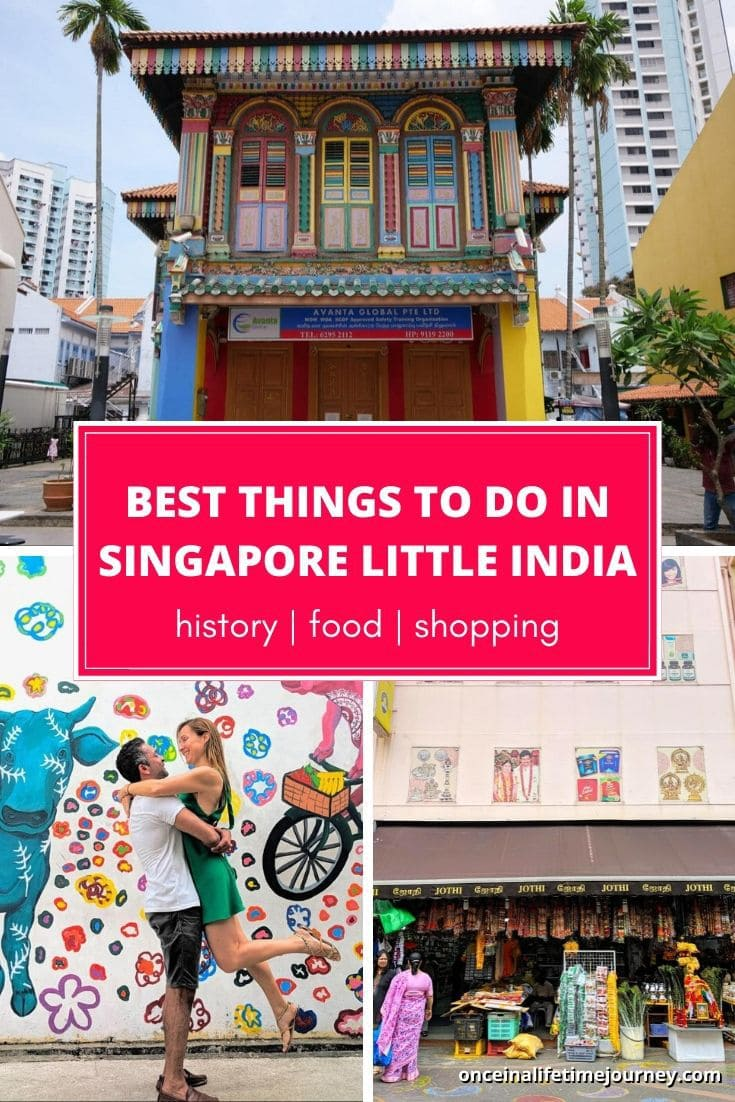 The best things to do in Singapore Little India