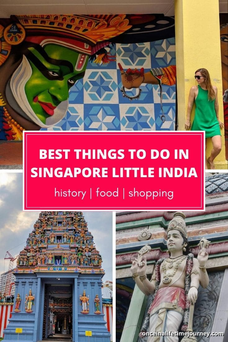 Things to do in Singapore Little India