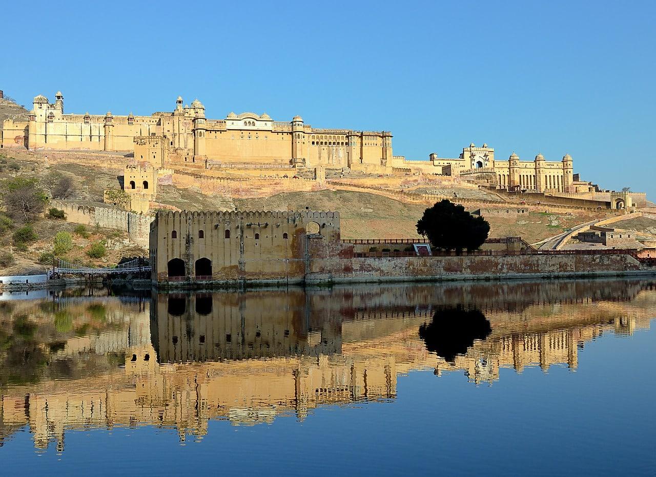 Amer Fort Jaipur Pixabay CC0
