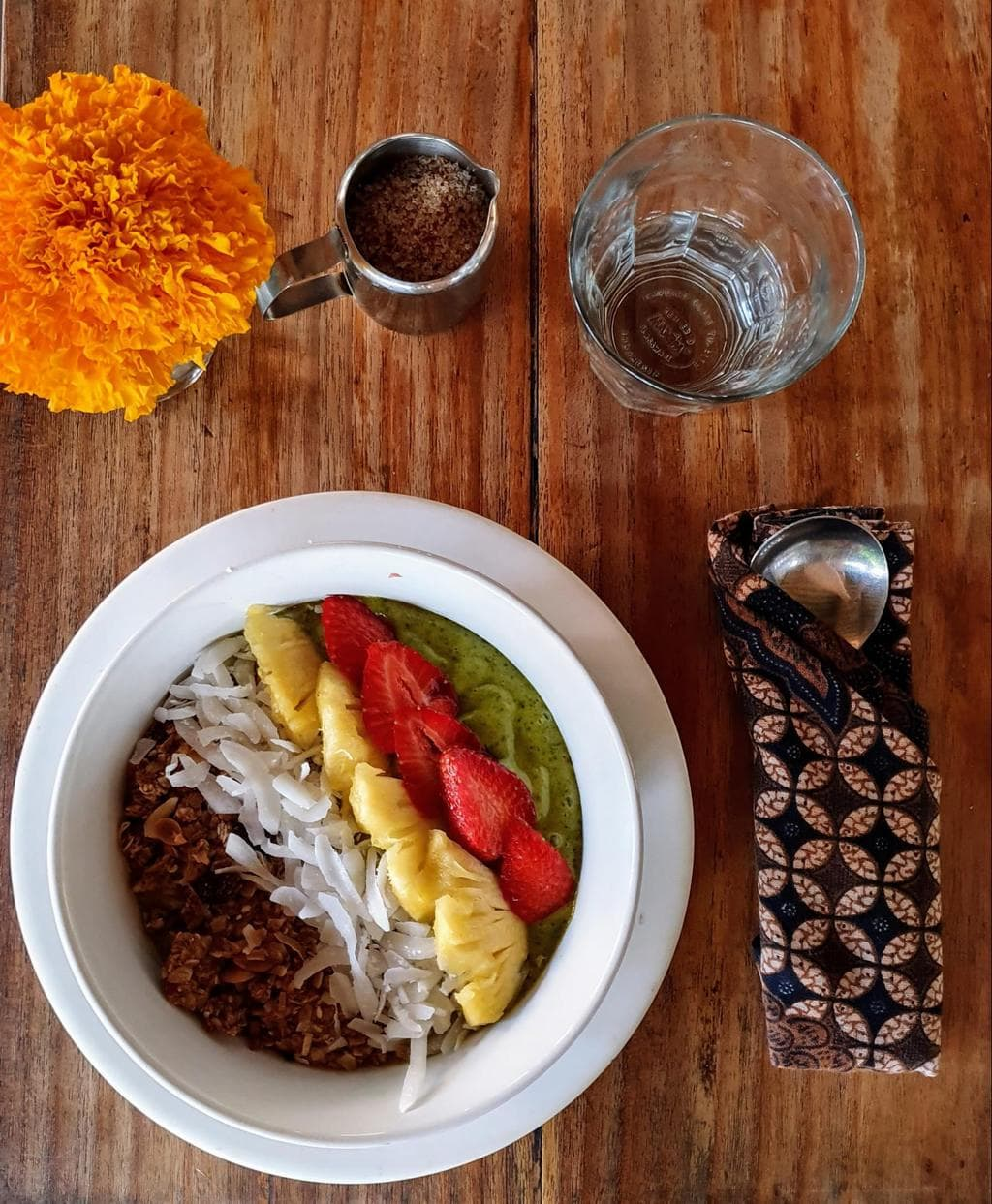 Bali Buda smoothie bowl