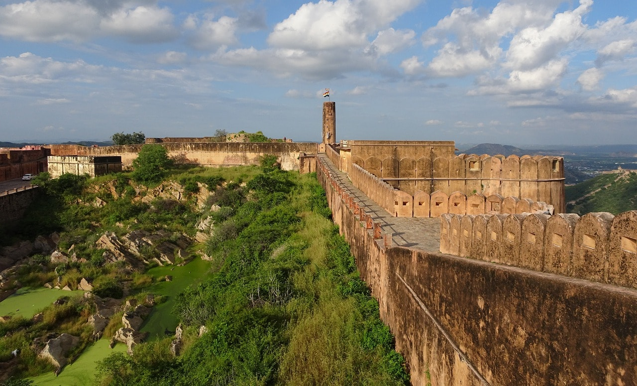 Jaigarh Fort Source Pixabay CC0
