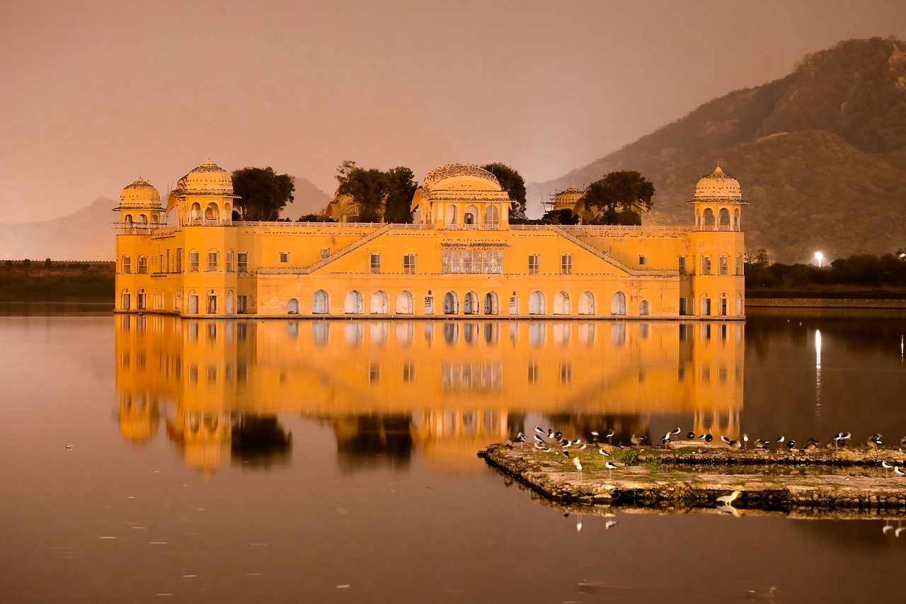 Jal Mahal Source Pixabay CC0