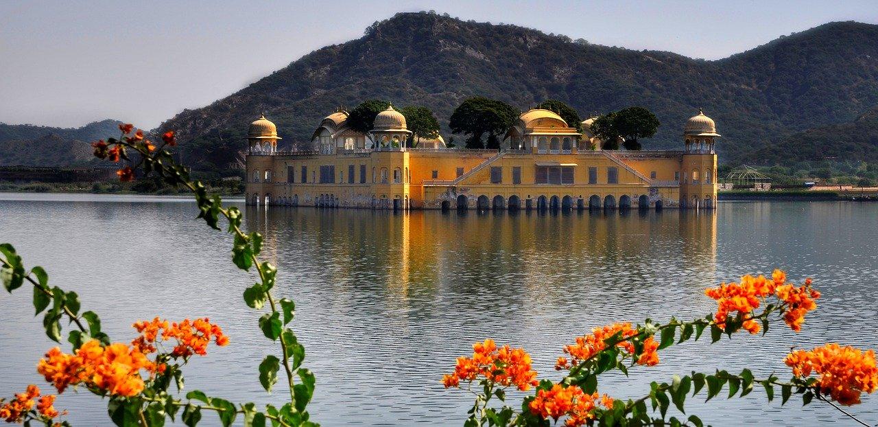 Jal Mahal in Jaipur Pixabay CC0