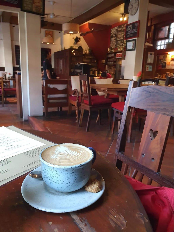 Kafe Ubuf flat white