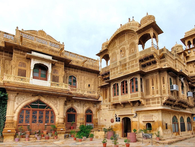 Mandir Palace in Jaisalmer