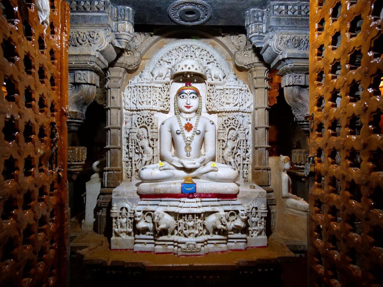 Parshvnath Temple in Jaisalmer