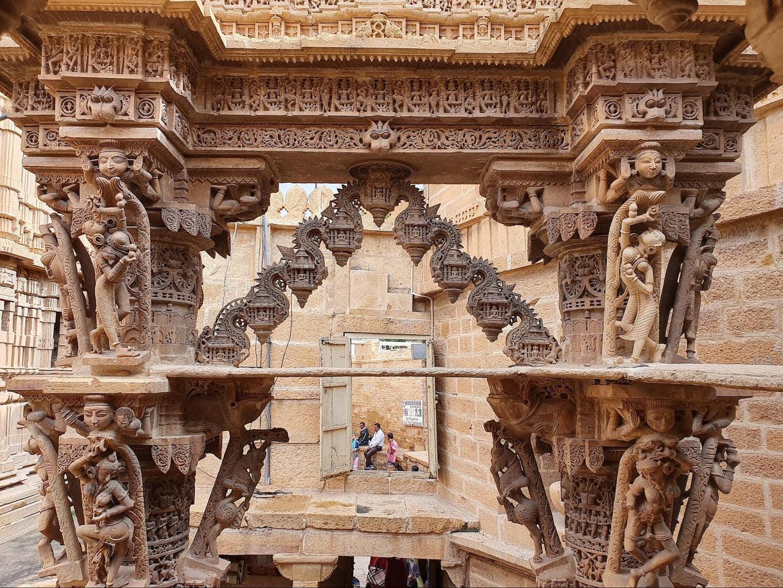 Rikhabdev Temple