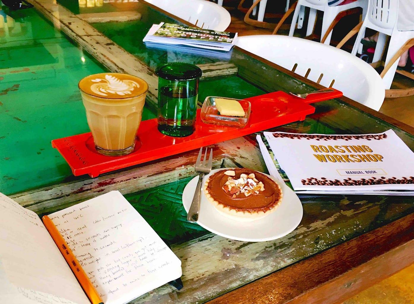 Seniman Coffee Roasting Class
