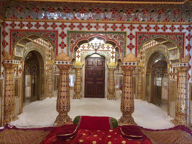 Shoba Niwas at Jaipur's City Palace