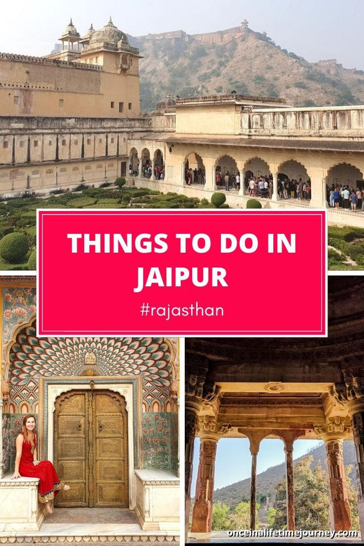 The Best Things to do in Jaipur Rajasthan
