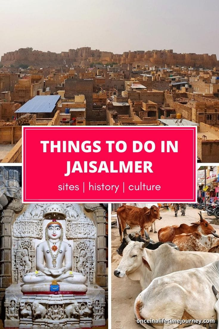 The Best Things to do in Jaisalmer