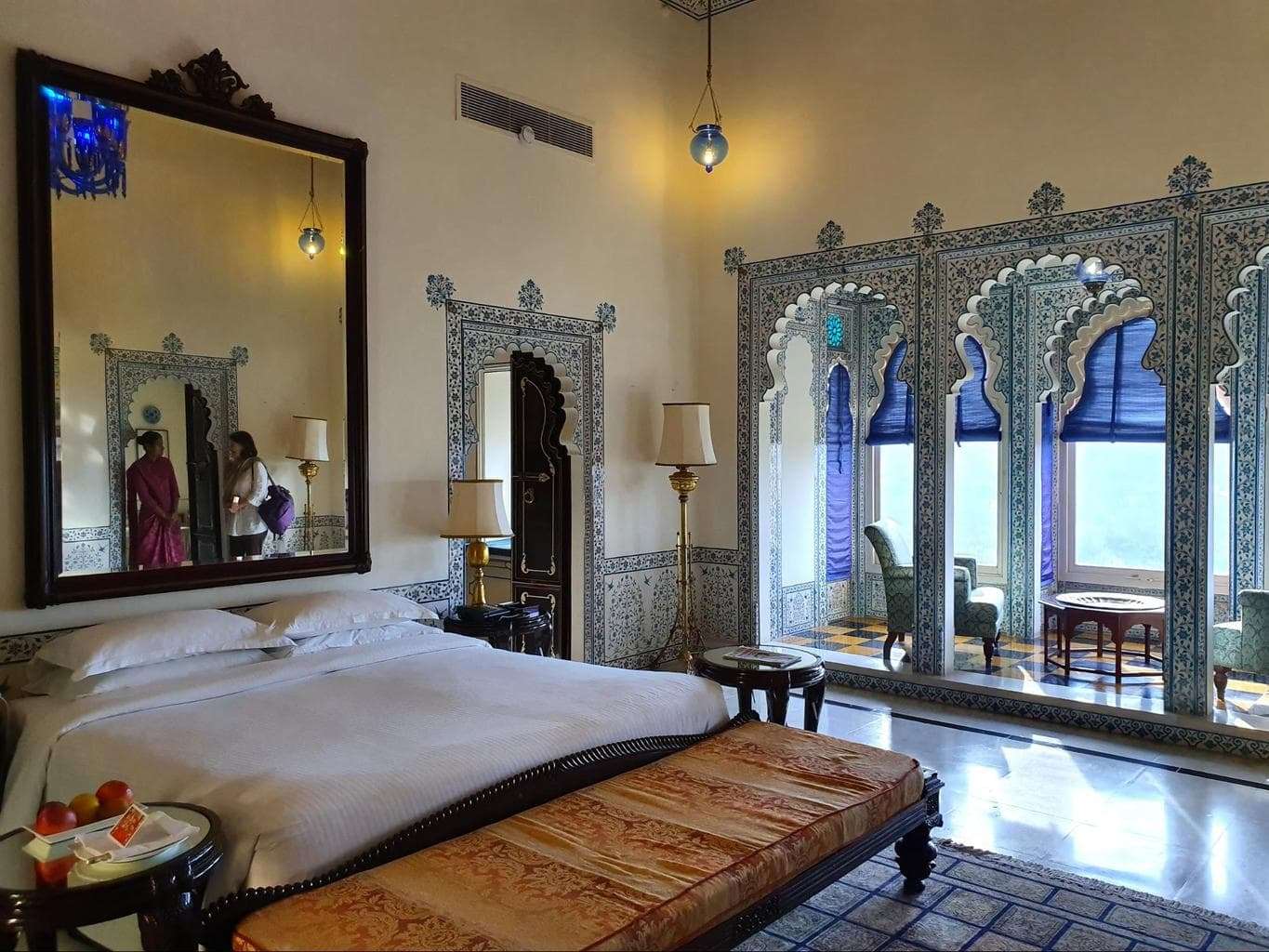 The Imperial Suite at Shiv Niwas Palace 01