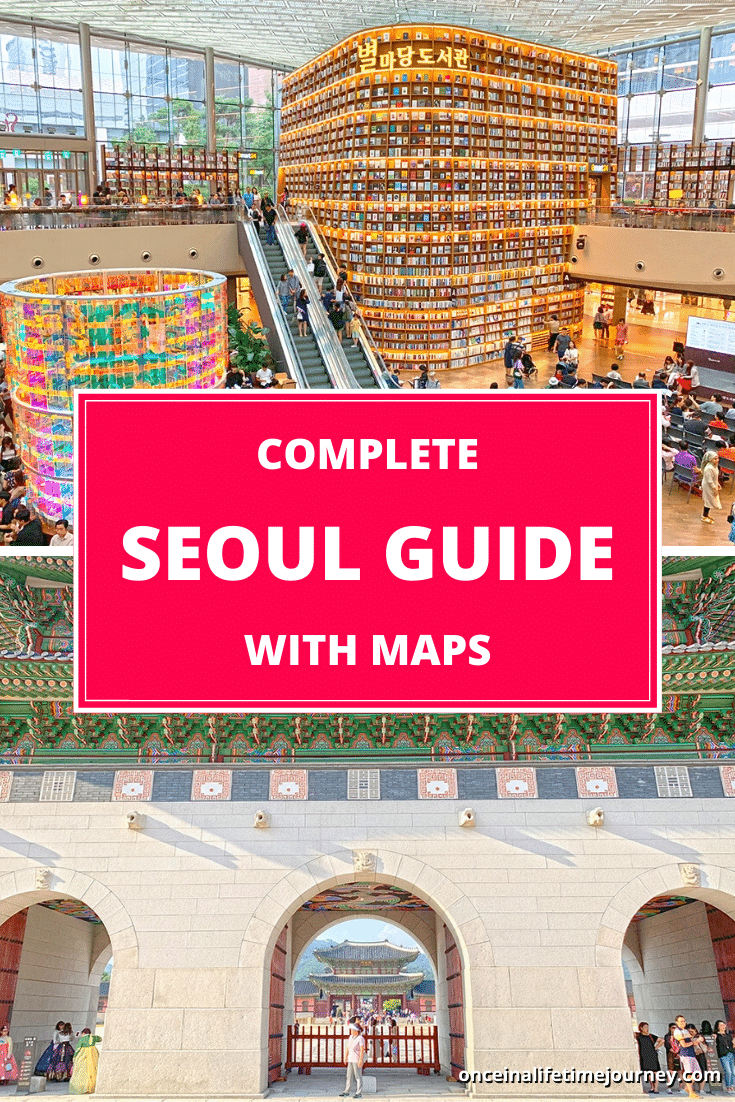 Things to do in Seoul Guide Pin 01