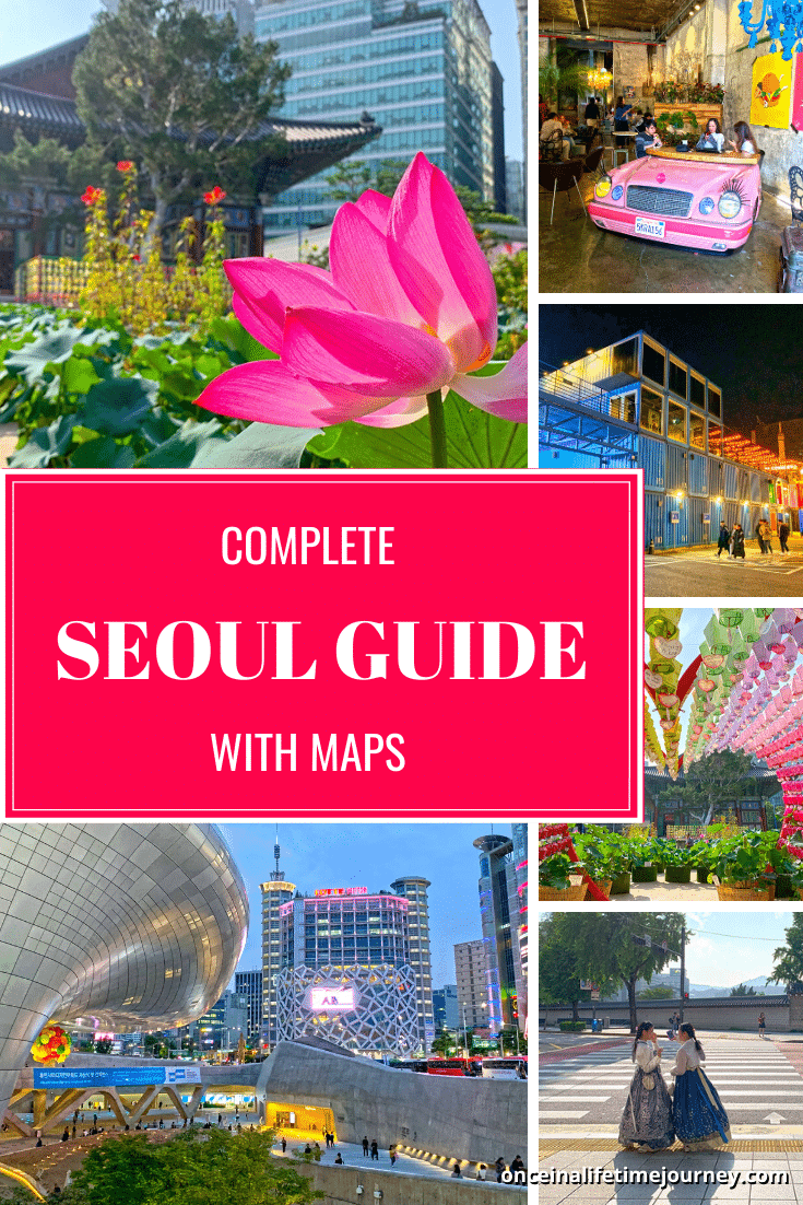 Things to do in Seoul Guide Pin 02