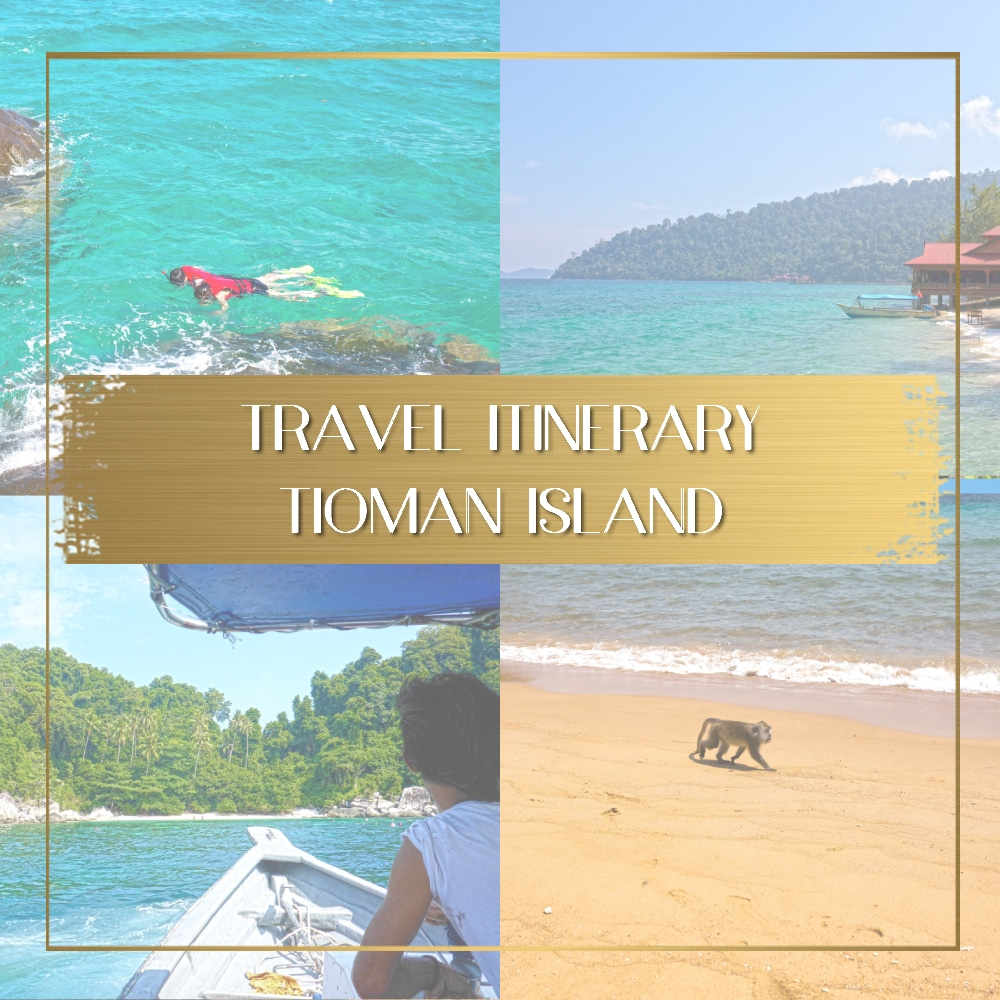 Things to do in Tioman Island feature