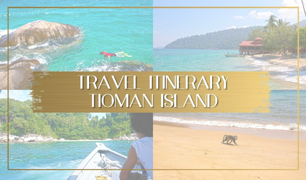 Things to do in Tioman Island main