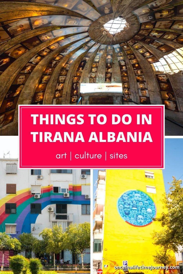 Best Things to do in Tirana Albania