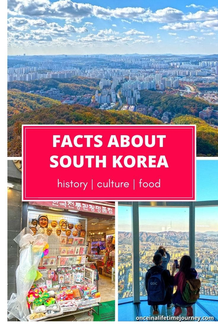 Amazing Facts about South Korea